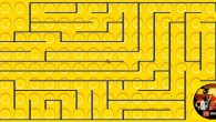 שחקו במשחק מבוך צבעוני של לגו נינג'גו. משחק חשיבה חמוד למי שאוהב להפעיל את המחשבה במשחקי לוח שמעניקים אתגר והנאה. קחו את סמל נינג'גו מתחילת המבוך, העבירו אותו בדרכים הנכונות […]