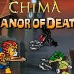 לגו צ'ימה אחוזת המוות